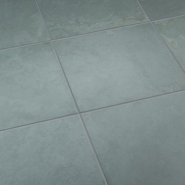 Lonsdale Green honed tiles