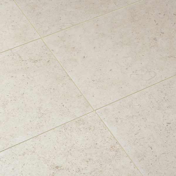 Leiria Beige Honed Limestone Tile