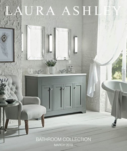 Come And See The Laura Ashley Bathroom Range At RR Stone