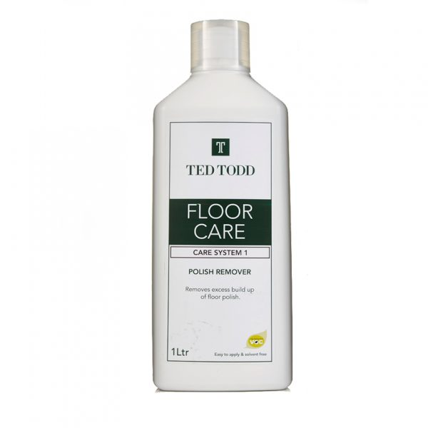 Ted Todd Floor care polish-remover