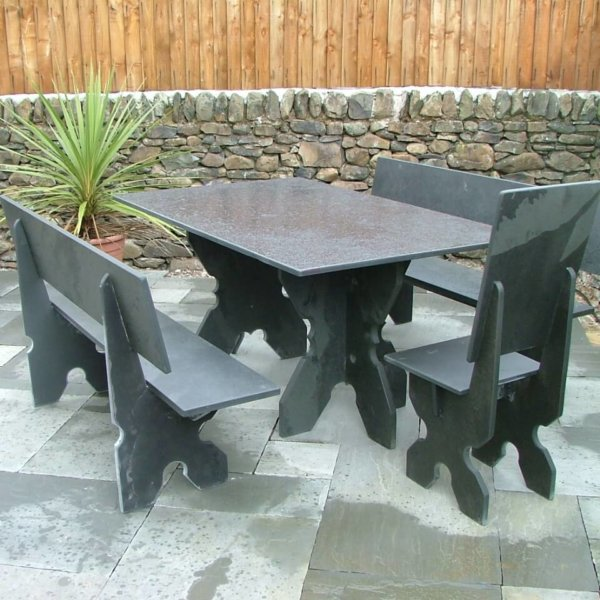 Black Slate Furniture