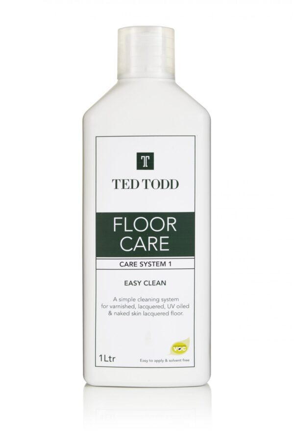 Floor care care system 1 easy clean
