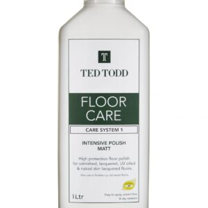 Floor care care system 1 intensive polish matt