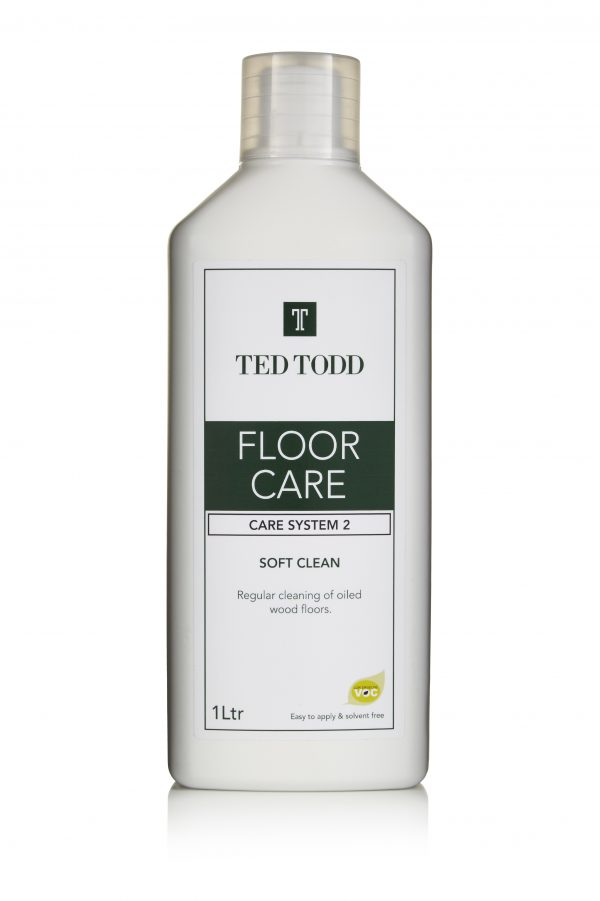 Floor care care system 2 soft clean