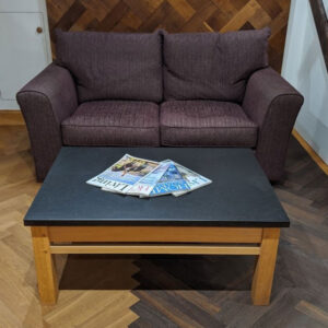 English Oak Coffee Table