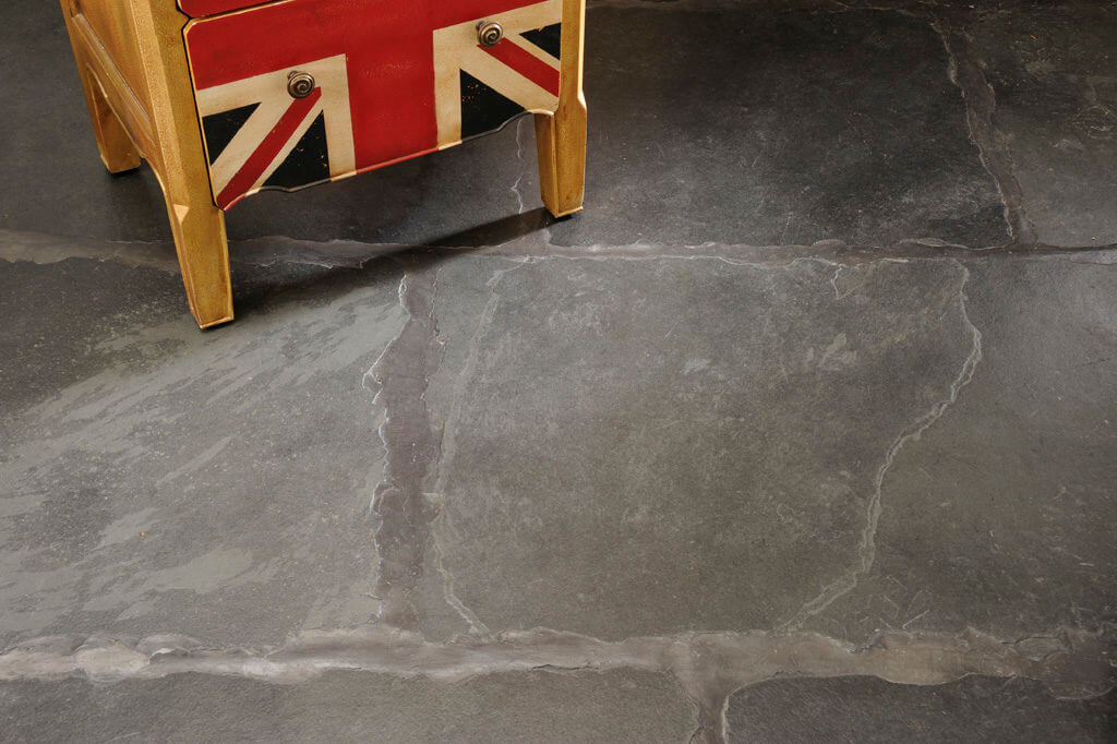 Lonsdale Thick Farmhouse Slate Flags 15 18mm Thick
