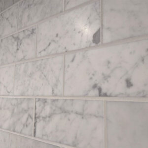 Carrara Marble Polished Metro