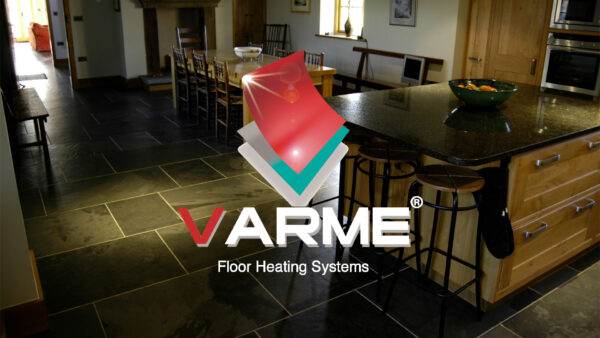 Image with Varme Logo