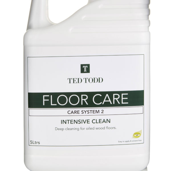 floor care care system 2 intensive clean 5ltrs