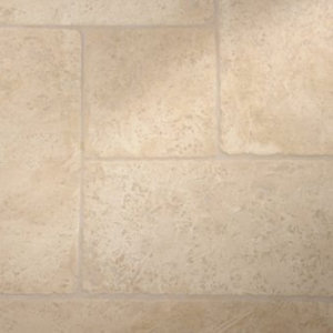 Light Travertine French Pattern Tumbled