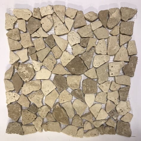 dark broken biscuit