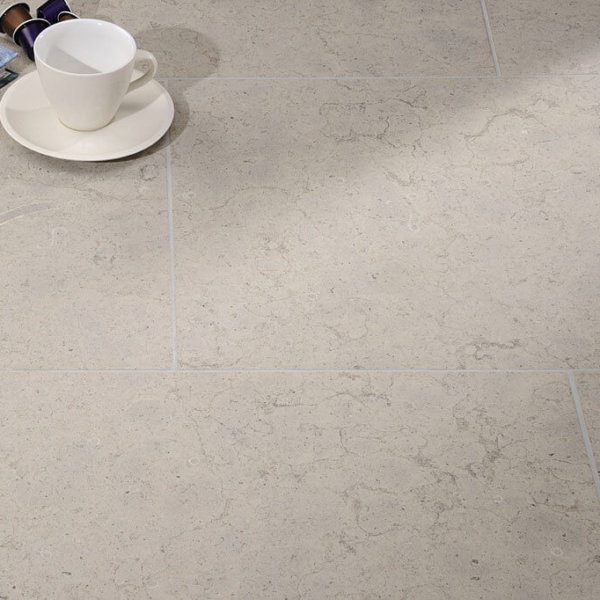 Leiria Blue Honed Limestone Tile