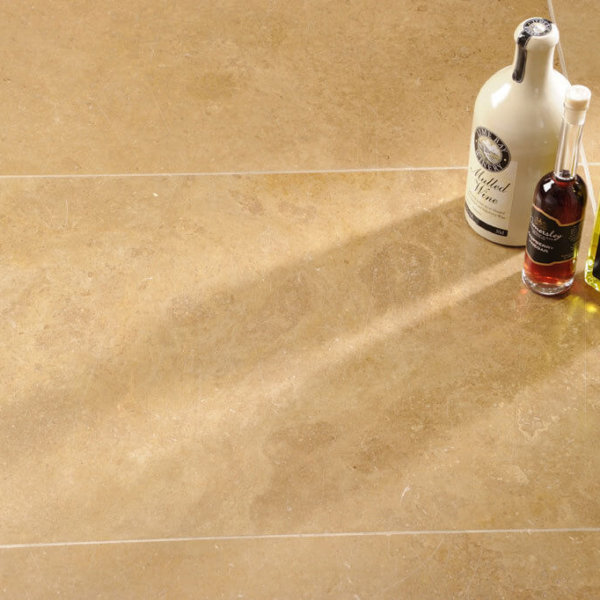 Noce Travertine Honed and Filled Selected Grade